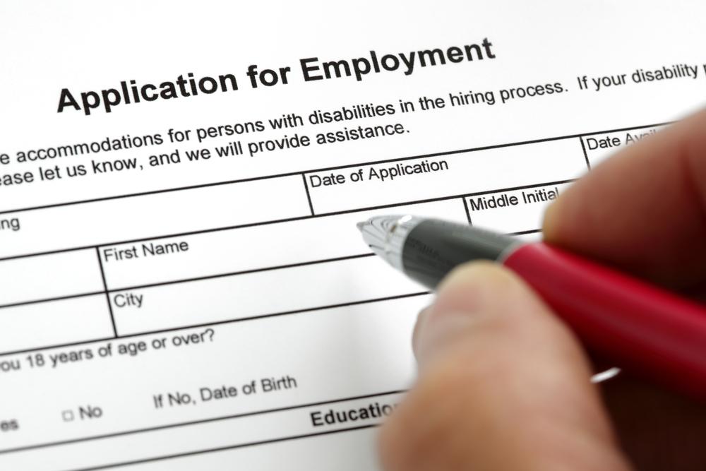 sample form of resume